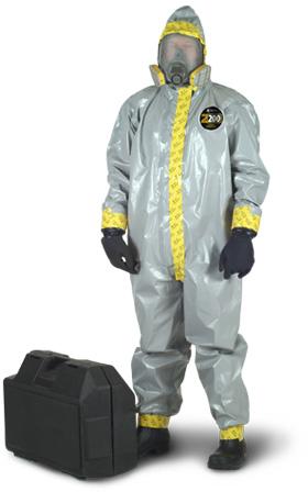 Z2B571 | Kappler Zytron Z200 Suit Level B