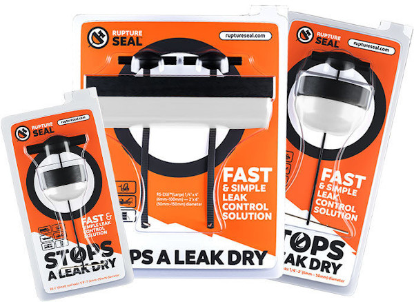 RuptureSeal™ Quick Response Seal - Starter Kit