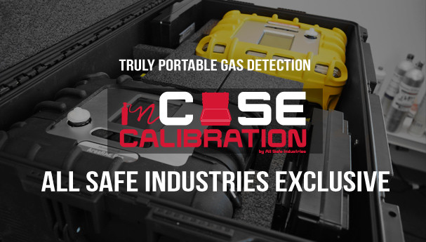 inCase Calibration Gas Detector Kits