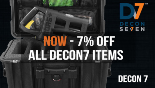 7% off Decon7