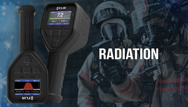 Radiation dection products