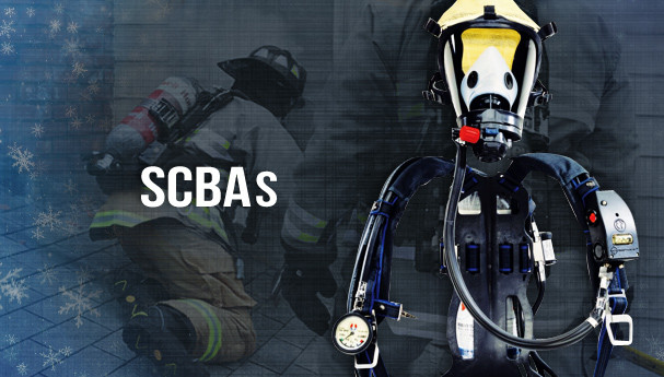 Self contained breathing apparatus (SCBA) products