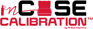 inCase Calibration by All Safe Industries logo
