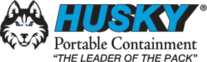 Husky Portable Containment logo
