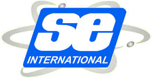 S.E. International logo