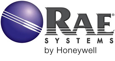 RAE Systems by Honeywell logo