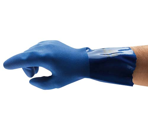 Chemical Resistant Glove, PVC from Ansell