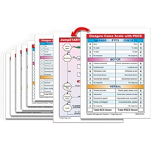 Glasgow Coma Scale/JumpSTART Pediatric Card Refill