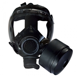 Millennium CBRN Gas Mask from MSA