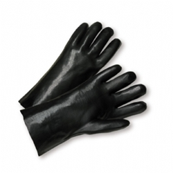 "12"" Smooth PVC Glove"