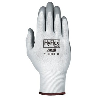 HyFlex Foam Nitrile Palm Coated Knit Assembly Gloves from Ansell