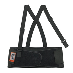 1650 Economy Elastic Back Supports from Ergodyne