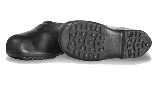 Winter-Tuff Ice Traction Overshoes from Tingley