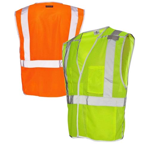 Brilliant Series Class 2 Breakaway Vest 1505B, 1506B