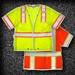 Brilliant Series Class 3 Breakaway Vest - M-155