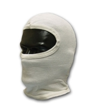 Single Layer White Nomex Hood; No Bib from PIP
