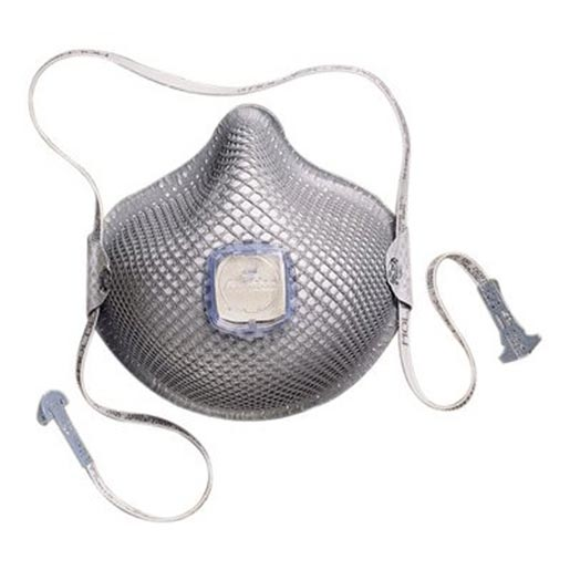 2740R95 Particulate Respirator w/ HandyStrap, Ventex - Size M/L - 10/Box from Moldex