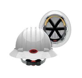 Evolution Deluxe 6161 Full Brim Hard Hat w/ Wheel Ratchet