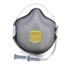 2840R95 Particulate Respirator w/ HandyStrap, Ventex and Nuisance OV / Ozone -  10/Box from Moldex
