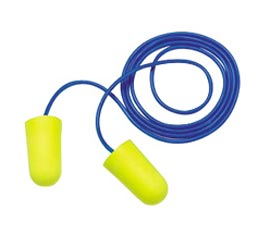 E-A-Rsoft Ear Plugs Neons, Corded - 200 pr/Box from E-A-R by 3M