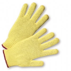 Regular Weight, 7 Gauge 100% Kevlar® Knit Glove from West Chester