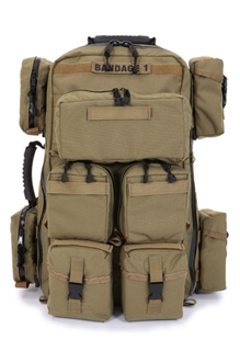 Tactical Medical Pack w/ Pockets
