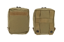 5 X 6 Outside Front Molle Pocket from R&B Fabrications