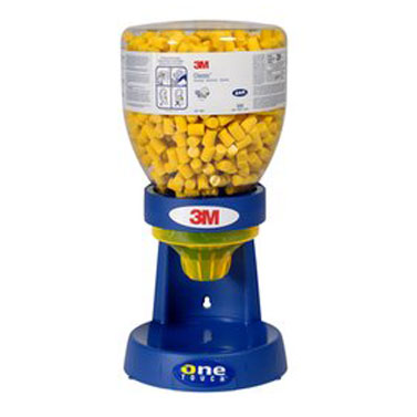 3M EAR One Touch Earplug Dispenser (Earplugs sold separately) from E-A-R by 3M