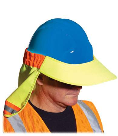 Hard Hat Visor from PIP