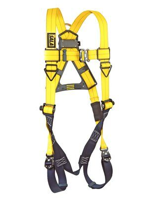 DBI-SALA Delta Vest-Style Harness from 3M