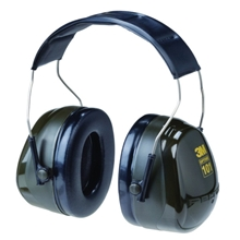 Peltor Optime 101 Series Earmuffs