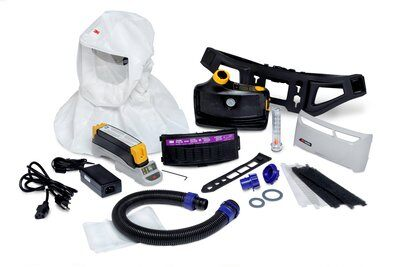 3M Versaflo Powered Air Purifying Respirator Easy Clean Kit TR-800-ECK
