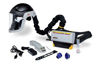 3M Versaflo Powered Air Purifying Respirator Heavy Industry Kit TR-800-HIK