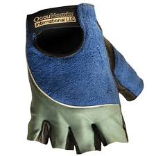 Terry Back Anti-Vibration Gloves from Occunomix