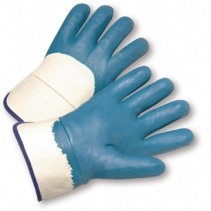 Safety Cuff Nitrile Palm Coated Jersey Lined from West Chester