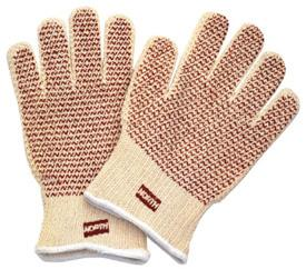 North Grip N Hot Mill Gloves from North by Honeywell