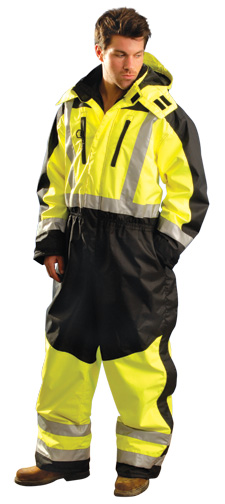 Cold Weather Coverall from Occunomix