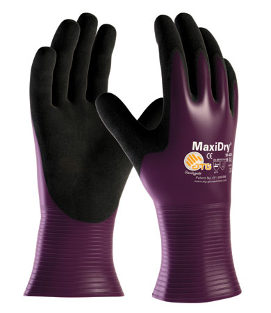 Hi-Performance Nitrile Coated Gloves from PIP