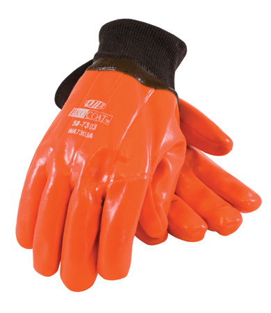 Smooth Coated - Foam Insulated PVC Dipped Gloves from PIP