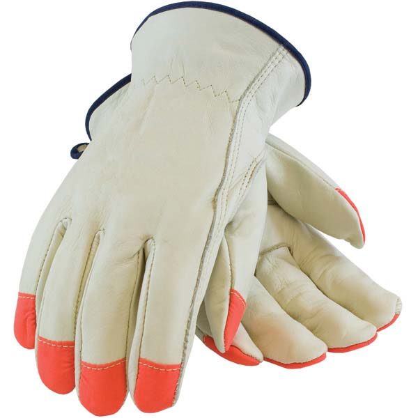 Hi-Vis Finger Tip Drivers Glove from PIP