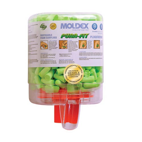 Moldex Pura-Fit EarPlugs PlugStation from Moldex