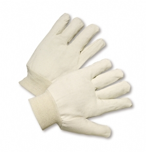 Reversible Knit Canvas Glove from West Chester