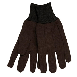 Memphis Cotton Jersey Clute Pattern Work Gloves from MCR Safety