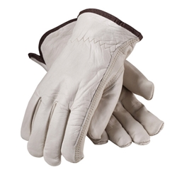 Insulated Top Grain Cowhide Leather Gloves from PIP