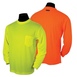 Microfiber Long Sleeve T-Shirt from ML Kishigo
