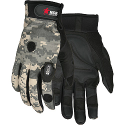 Wounded Warrior Lighted Multi-Task Gloves from MCR Safety