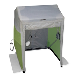 Deluxe Work Tent w/ 1 Door from Allegro