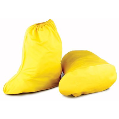 "15"" Yellow PVC Boot/Shoe Cover"