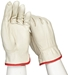Keystone Thumb Select Grain Cowhide Driver Glove from West Chester