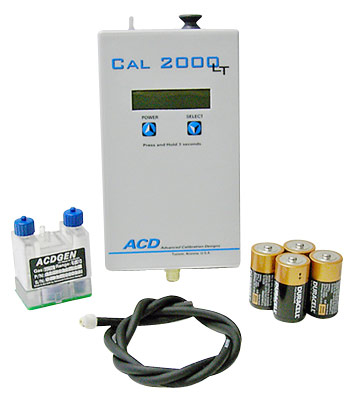 Cal 2000 LT Calibration Gas Generator